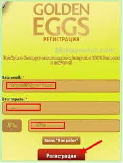 GOLD-EGGS